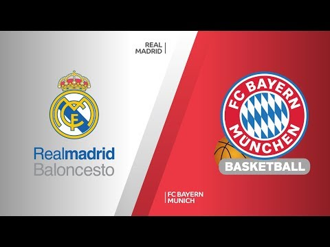 Real Madrid - FC Bayern Munich Highlights | Turkish Airlines EuroLeague RS Round 23 thumbnail