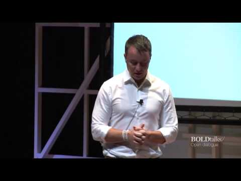 Denis Liam Murphy: Fearless Living at  BOLDtalks Woman 2015 in Dubai