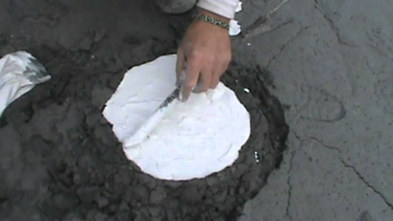 How to Make a Mold of Animal Tracks with Plaster of Paris