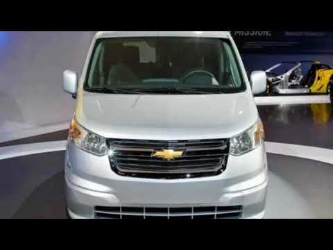 2019 Chevy Express Van Youtube