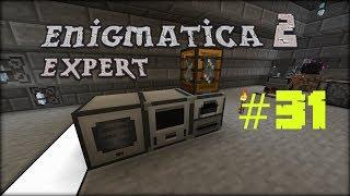 Minecraft 1.12.2 Enigmatica 2 Expert Mode Skyblock #31 - Thermal Expansion...tęskniłem za tobą.