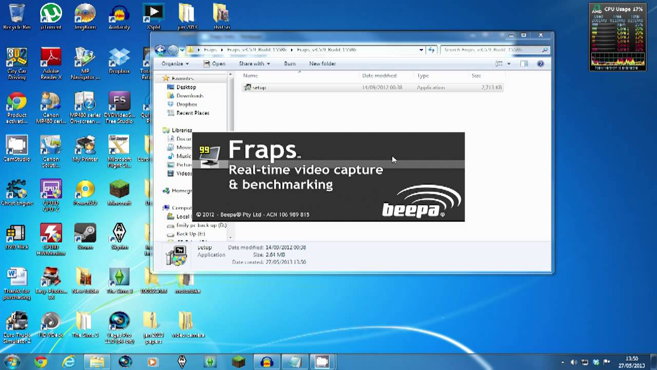 fraps full download free