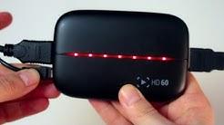So nehme ich auf - Unboxing und Vorstellung der Elgato Game Capture HD 60 [GER/HD]