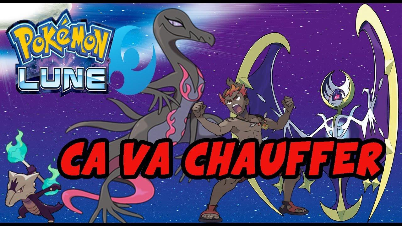 Pokemon Lune Epreuve De Kiawe Tres Tres Chaud 14 Youtube