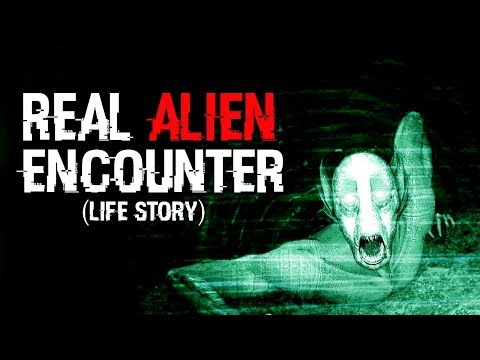 My Encounter with a REAL alien they don't want you to hear... (CRAZY)