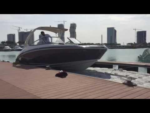 Boat Drive Off Qatar