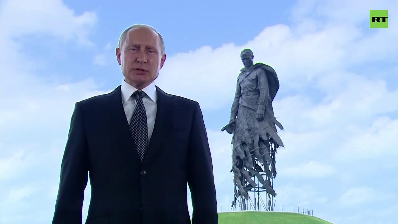Обращение Владимира Путина перед голосованием Видео Дизлайки не ставить)