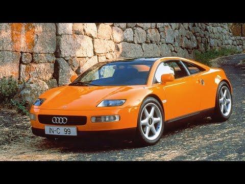 1991 Audi Quattro Spyder Concept We Forgot (1080q)