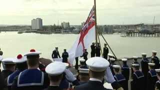 Queen Elizabeth-Class Aircraft Carriers - ITV News