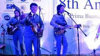 LET IT BEAT Beatles Bandung - Rata-Rata (Koes Plus Cover)