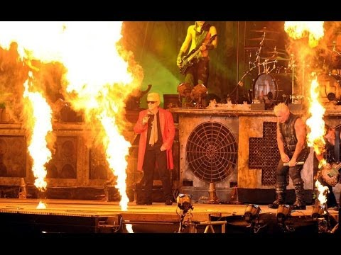 Rammstein ft Heino - Sonne Live Wacken Open Air 2013 (Multicam) HD