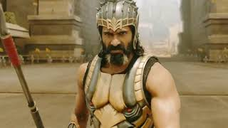 Bahubali 2 last fight scene