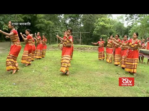 Main Bhi Bharat - Tribes of Assam: Rabha tribe