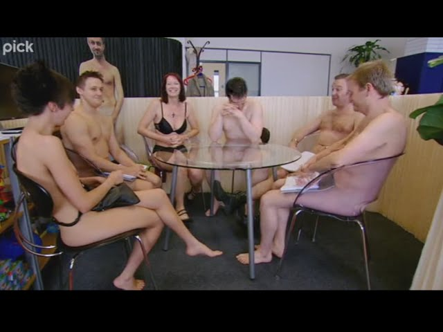 What is it like if everyone in the office get naked #1