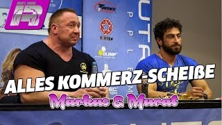 Gekaufte Trainingspläne... (fast) alles Kommerz-Scheiße!! - Markus & Murat über Sinn und Unsinn
