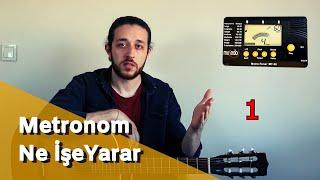 Gambar cover Metronom ve Çalışma Yöntemleri - İbrahim Çiftçi