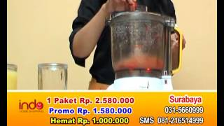 TVC - Iklan Indo Home Shopping - Artlon Blender Multifuction - Malang - Copyright CRTV Malang
