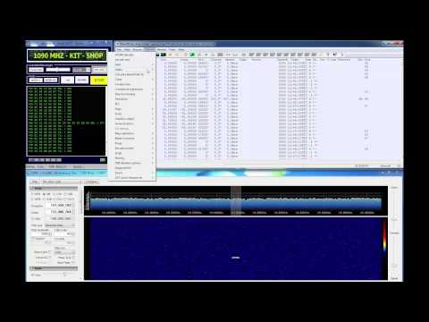 Adding ADS-B, ACARS, and ATC Reception to PlanePlotter