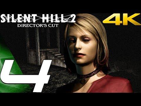 Silent Hill 2 HD - Gameplay Walkthrough Part 4 - Brookhaven Hospital [4K 60FPS]