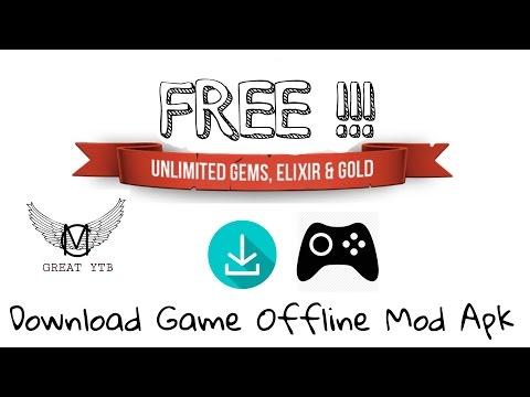 Cara download game Mod Apk (cheat)