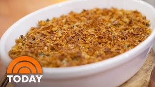 Green Bean Casserole 2 Ways For Thanksgiving: Traditional And Modern | TODAY