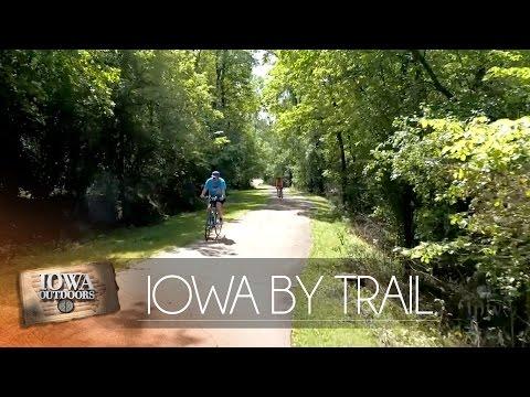"""INHF's """"Iowa By Trail"""" App"""