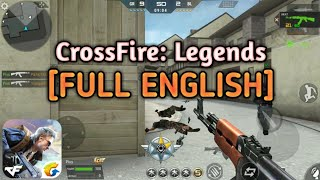 HOW TO DOWNLOAD CrossFire: Legends [Full English] (Mobile/Android)