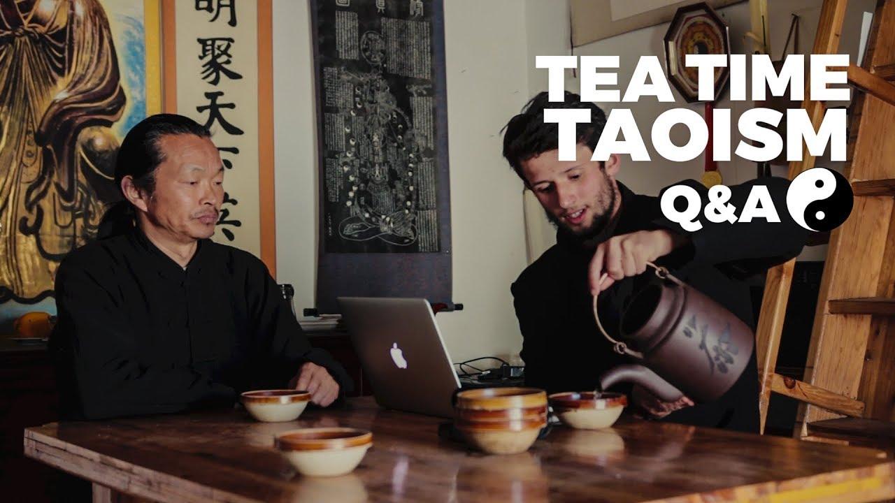 Tea Time Taoism Q&A