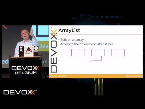 Array Linked to a List, the full story! by José Paumard
