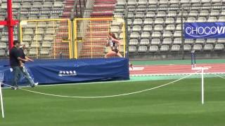 26/07/2014 400mH Axelle Dauwens
