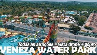 Veneza Water Park 2018 - Todas as atrações do Parque -  Maria Farinha - Recife-PE - VÍDEO OFICIAL