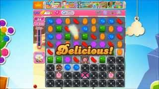 Candy Crush Saga, Level 1332, No Boosters, Three Stars