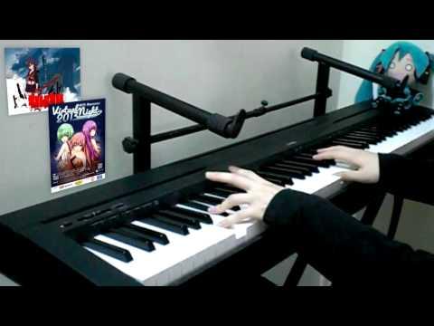 キルラキル OP - シリウス PIANO COVER