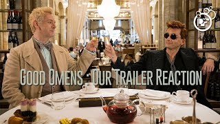 Good Omens: Our Trailer Reaction