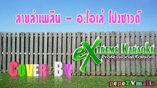 ลายลำเพลิน - อ.โอเล่ โปงซาวด์ (Cover By extreme karaoke)