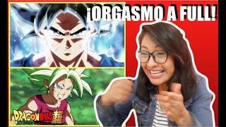 ¡GOKÚ en estado MIGATTE NO GOKUI APARECE vs KEFLA! **NUEVA TRANSFORMACIÓN** | Dragon Ball Super 115