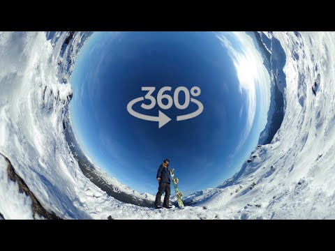 The 360 Snowboarding Project