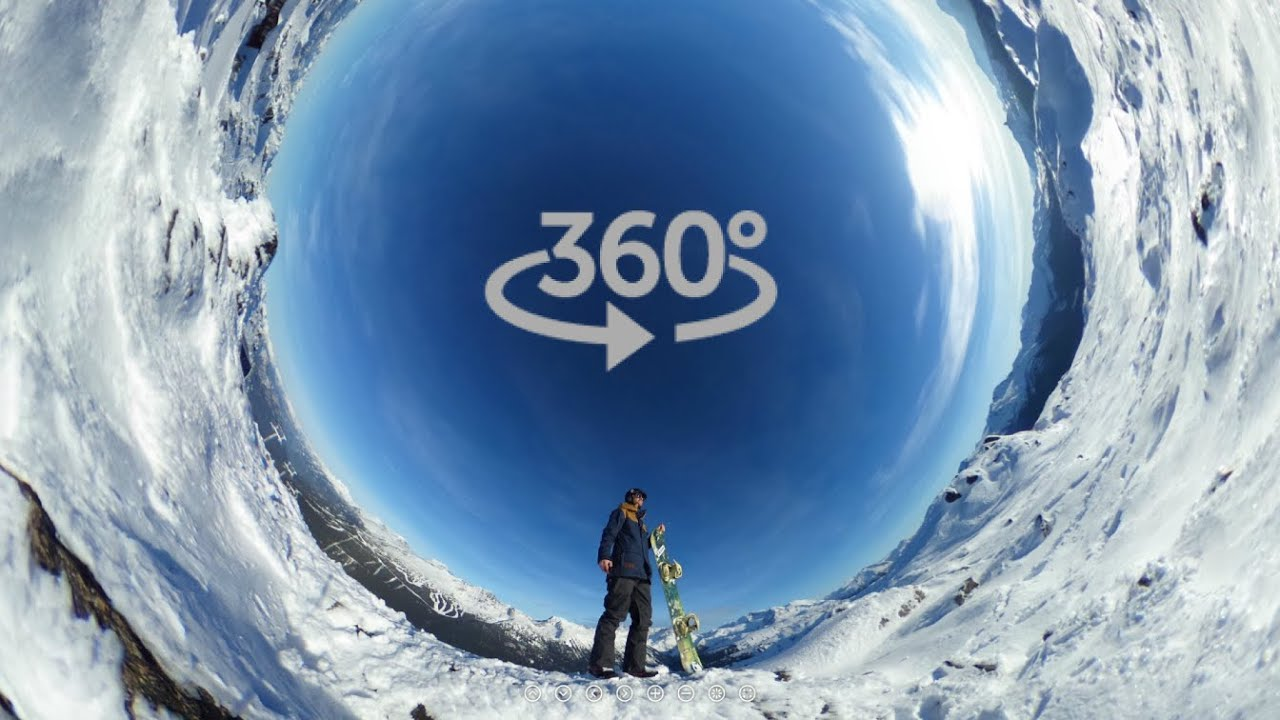how to make 360 video for youtube