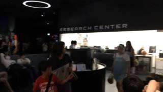 JAPANTRIP「Space Museum TeNQ」Bunkyo-ku, Tokyo 【宇宙ミュージアムTeNQ 】