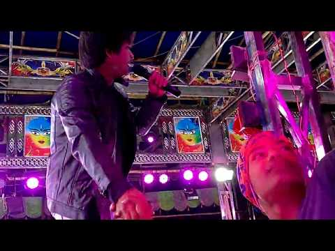 Babusan ! singing song on stage ! babusan dance on stage ! babusan in opera maniabandha !selfi shoot