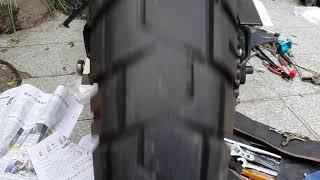 오토바이 바퀴 구름성
