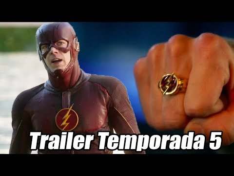 Play The Flash Temporada 5 Trailer Oficial - Reacción Morpho Comics