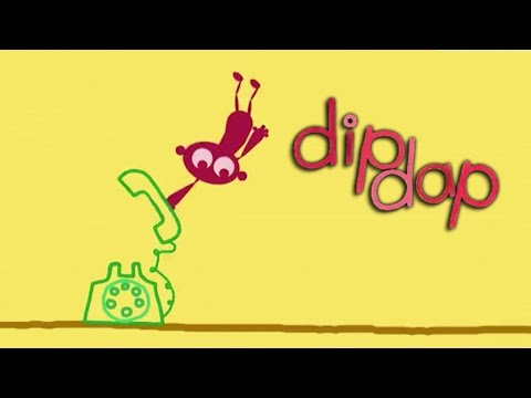 Animation for Kids | Dipdap   Compilation 8 | Funny Cartoons for Kids | Cartoon Movie | HD