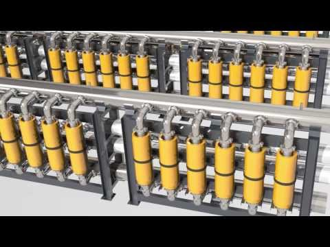 How the PX Pressure Exchanger® Works
