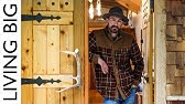 One Man&#39s Dream Tiny House You Have To See
