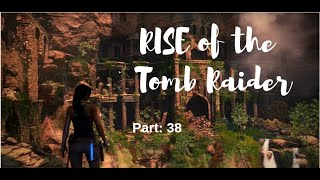 Lets play Rise of the Tomb Raider Teil 38: Lara vs. Helikopter