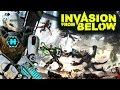 Игра Лего Фабрика героев Вторжение из глубин | Hero Factory Invasion From Below