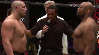 James Thompson (England) vs Bob Sapp (USA) | KNOCKOUT, MMA Fight HD