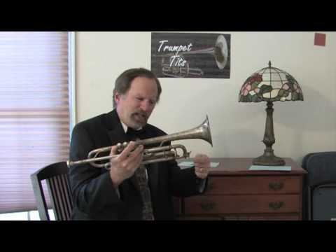 Trumpet Tips - The Whisper Key