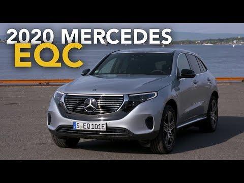 2020 Mercedes-Benz EQC Review: A New Tesla Model X Rival